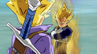 Dragon Ball Z: Infinate World Screenshot 6