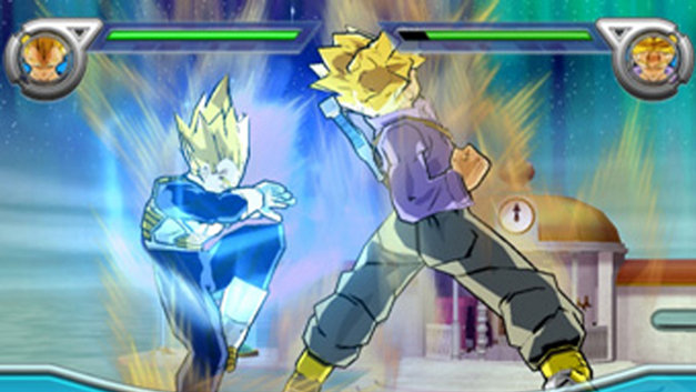 Dragon Ball Z: Infinate World Screenshot 7