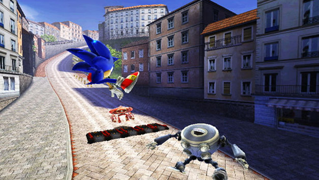 Sonic Unleashed™ Screenshot 1