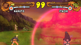 Ultimate Ninja 4: Naruto Shippuden Screenshot 3