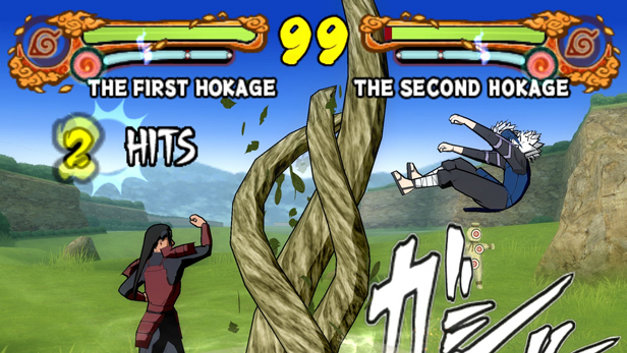 Ultimate Ninja 4: Naruto Shippuden Screenshot 4