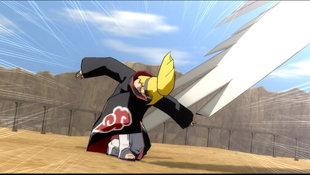 Ultimate Ninja 4: Naruto Shippuden Screenshot 6