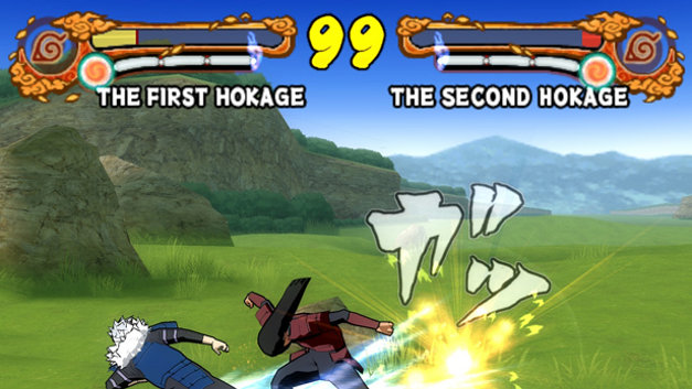 Ultimate Ninja 4: Naruto Shippuden Game | PS2 - PlayStation