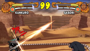 Ultimate Ninja 4: Naruto Shippuden Screenshot 8