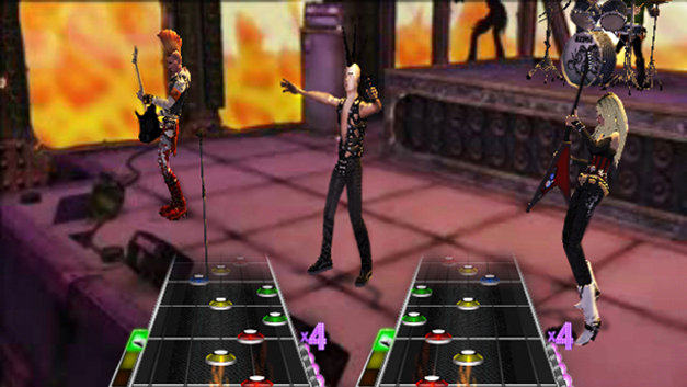 Guitar Hero® 5 (Game Only) Screenshot 1