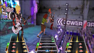 Guitar Hero® 5 (Game Only) Screenshot 2