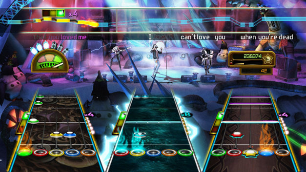 Guitar Hero® Smash Hits Screenshot 4