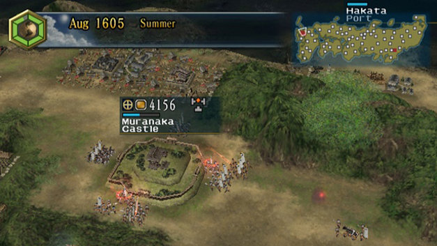 Nobunaga's Ambition: Iron Triangle Screenshot 4