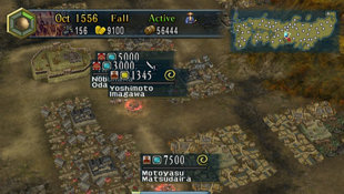 Nobunaga's Ambition: Iron Triangle Screenshot 5