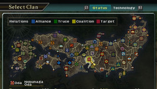 Nobunaga's Ambition: Iron Triangle Screenshot 6