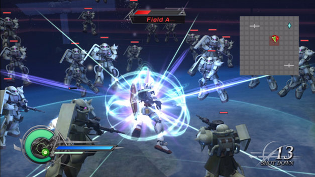 Dynasty Warriors®: Gundam® 2 Screenshot 1