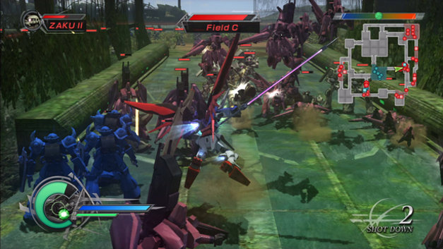 Dynasty Warriors®: Gundam® 2 Screenshot 4