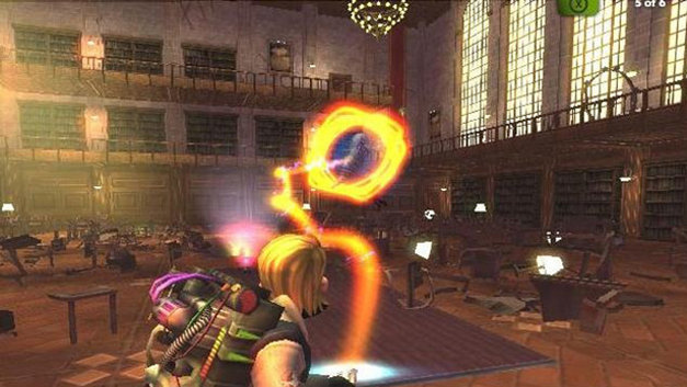 Ghostbusters™: The Video Game Screenshot 1