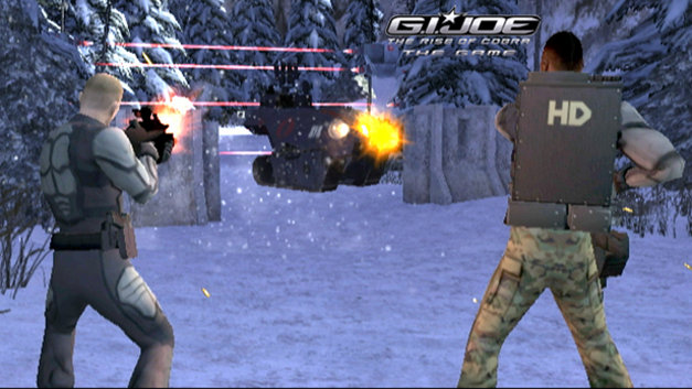 G.I. JOE The Rise of Cobra Screenshot 1