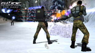 G.I. JOE The Rise of Cobra Screenshot 2