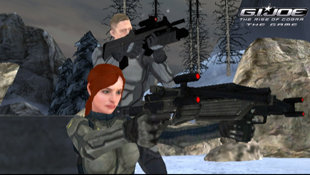G.I. JOE The Rise of Cobra Screenshot 3