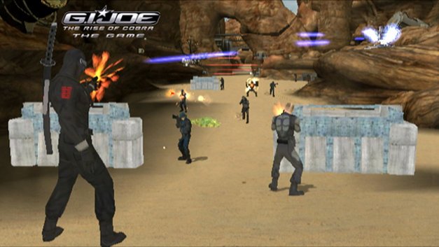 G.I. JOE The Rise of Cobra Screenshot 4