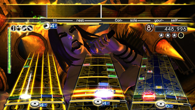 Rock Band®  Metal Track Pack™