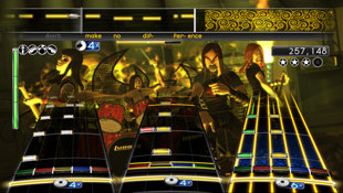 Rock Band®  Metal Track Pack™ Screenshot 6