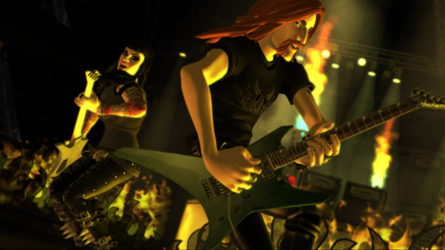 Rock Band®  Metal Track Pack™ Screenshot 7