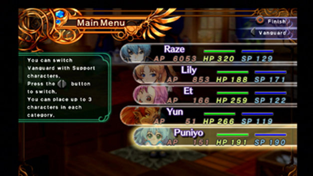 Mana Khemia 2 Fall of Alchemy Screenshot 1