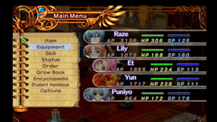 Mana Khemia 2 Fall of Alchemy Screenshot 32