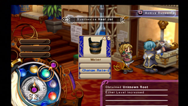 Mana Khemia 2 Fall of Alchemy Screenshot 4