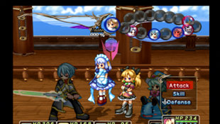 Mana Khemia 2 Fall of Alchemy Screenshot 5