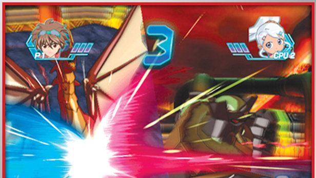 Bakugan™ Battle Brawlers™ Game   PS2 - PlayStation