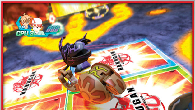 Bakugan™ Battle Brawlers™ Screenshot 4