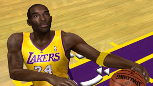 NBA 2K10 Screenshot 2
