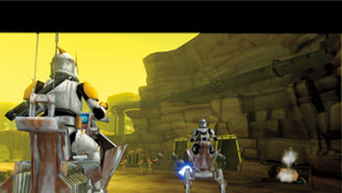 Star Wars®The Clone Wars™: Republic Heroes™ Screenshot 3