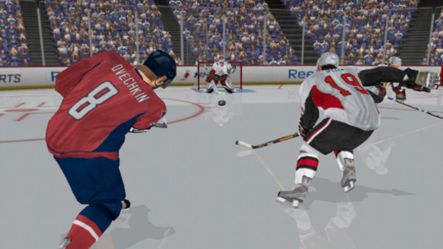 NHL 2K10 Screenshot 1
