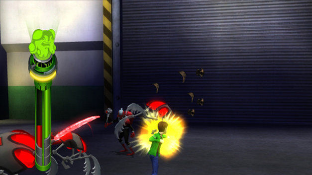 BEN 10 ALIEN FORCE™: Vilgax Attacks Screenshot 1