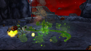 BEN 10 ALIEN FORCE™: Vilgax Attacks Screenshot 5
