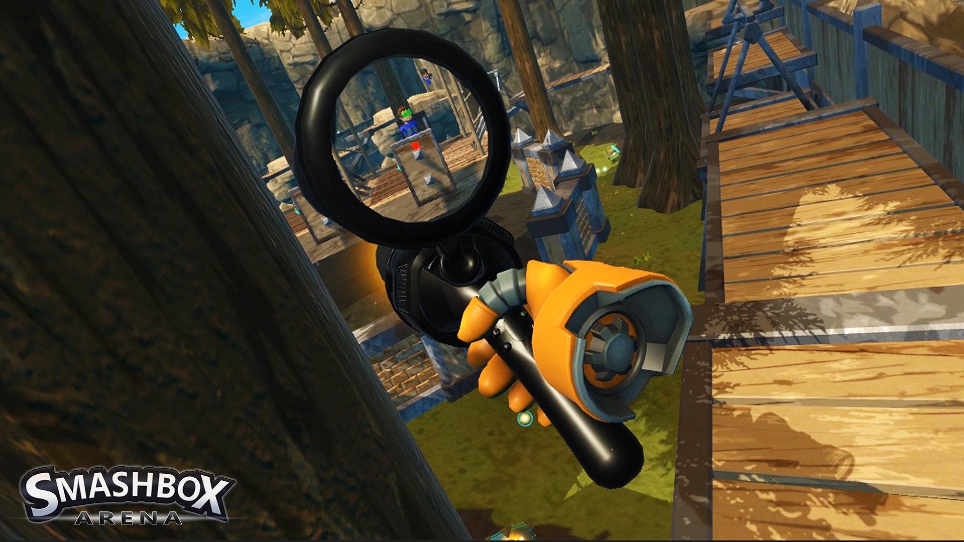 Smashbox Arena Game | PS4 - PlayStation