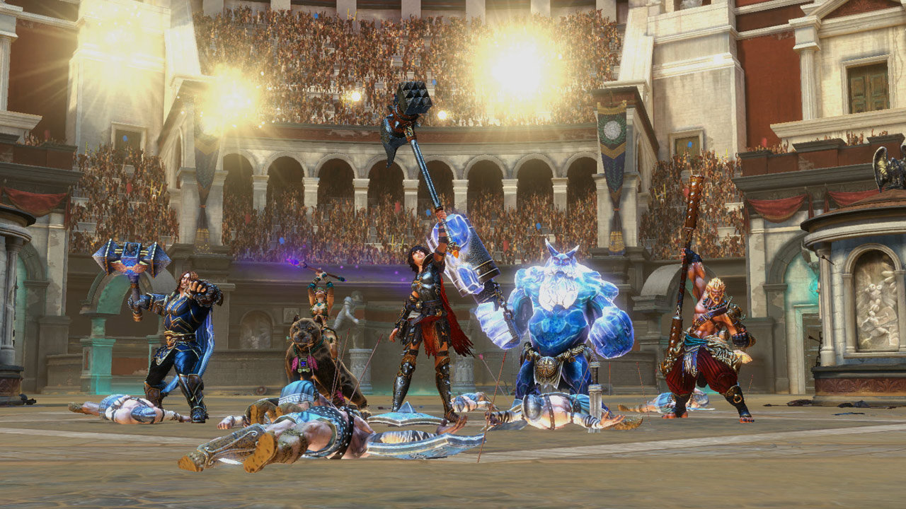 smite game ps4 playstation