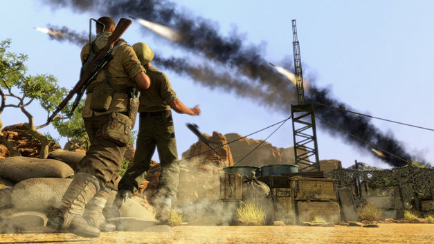 Sniper Elite 3  Screenshot 4