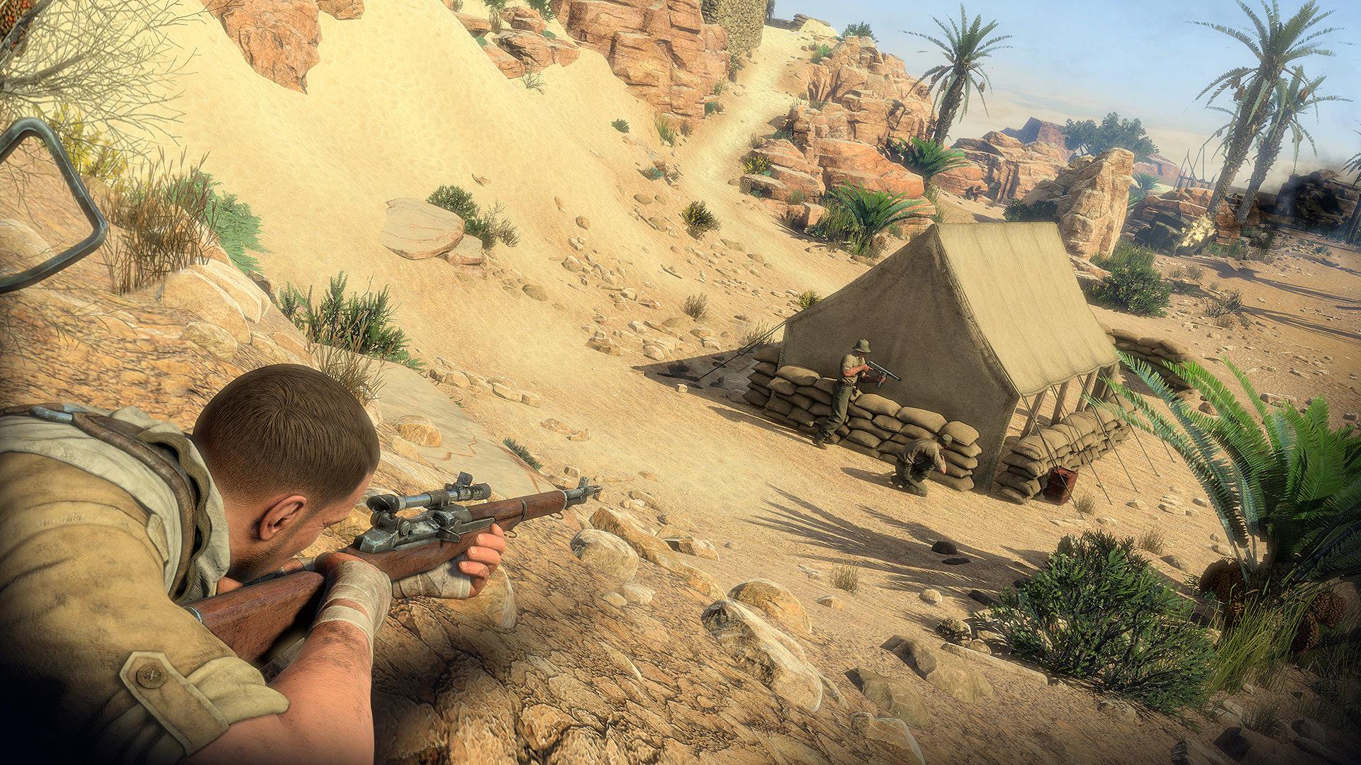 скачать игру снайпер элит 3 на андроид