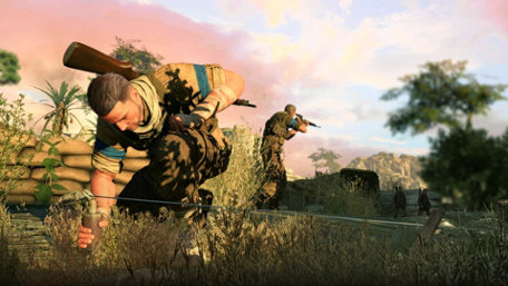 Sniper Elite 3 Trailer Screenshot