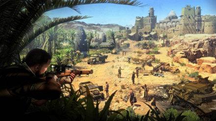 Sniper Elite 3 Game Ps3 Playstation