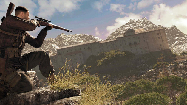 Sniper Elite 4 Screenshot 7
