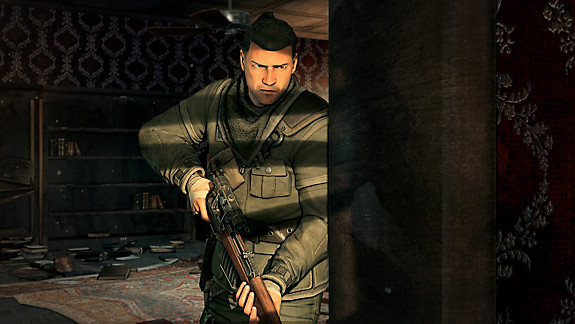 Sniper Elite V2 Remastered - Screenshot INDEX
