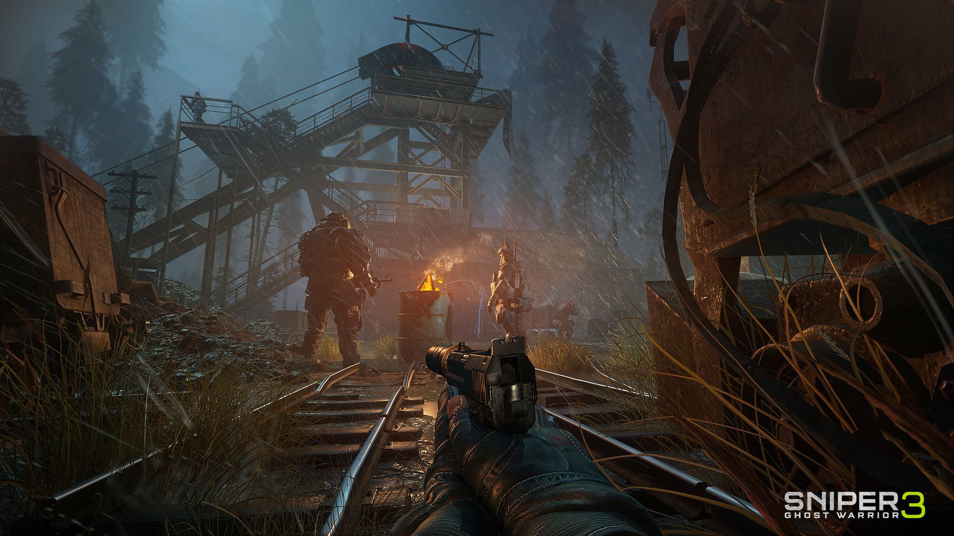Sniper Ghost Warrior 3 Game | PS4 - PlayStation