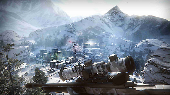 Sniper Ghost Warrior Contracts - Screenshot INDEX