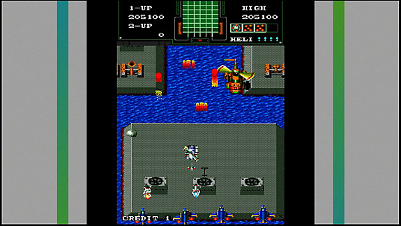 SNK 40th ANNIVERSARY COLLECTION - Screenshot INDEX