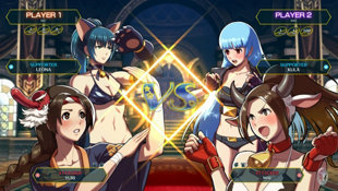 SNK HEROINES ~Tag Team Frenzy~ Screenshot 5