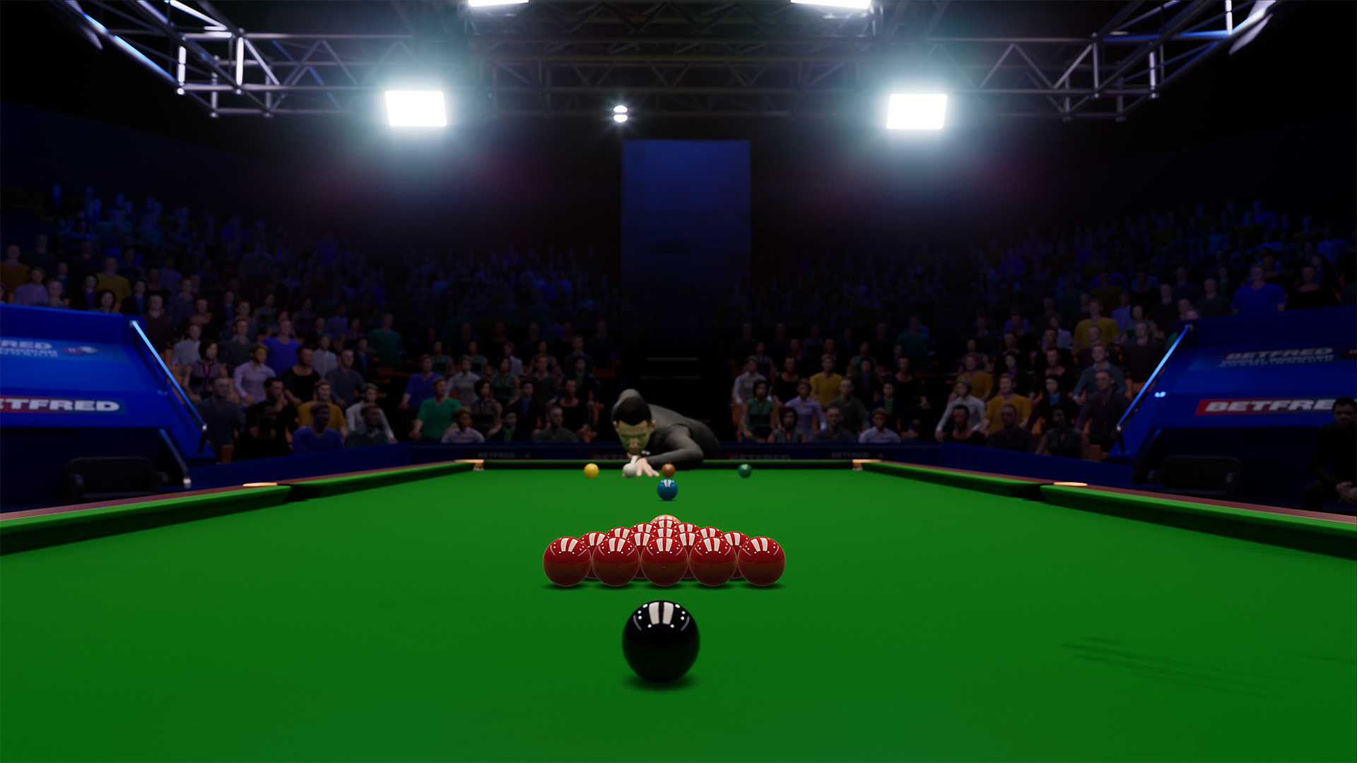 Gameplay de Snooker 19