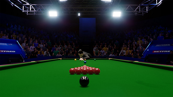 Snooker 19 - Screenshot INDEX