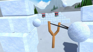 Snow Fortress Screenshot 3